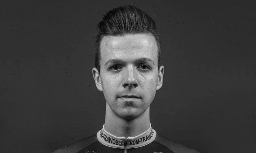 Нильс де Вриендт скончался от сердечной недостаточности / фото twitter.com/Cyclingnewsfeed