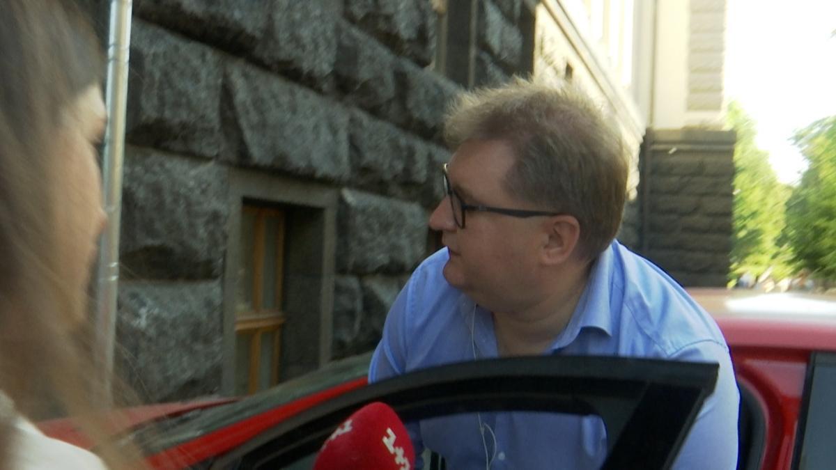 Заступник голови комісії Тарас Качка коментувати ситуацію не забажав