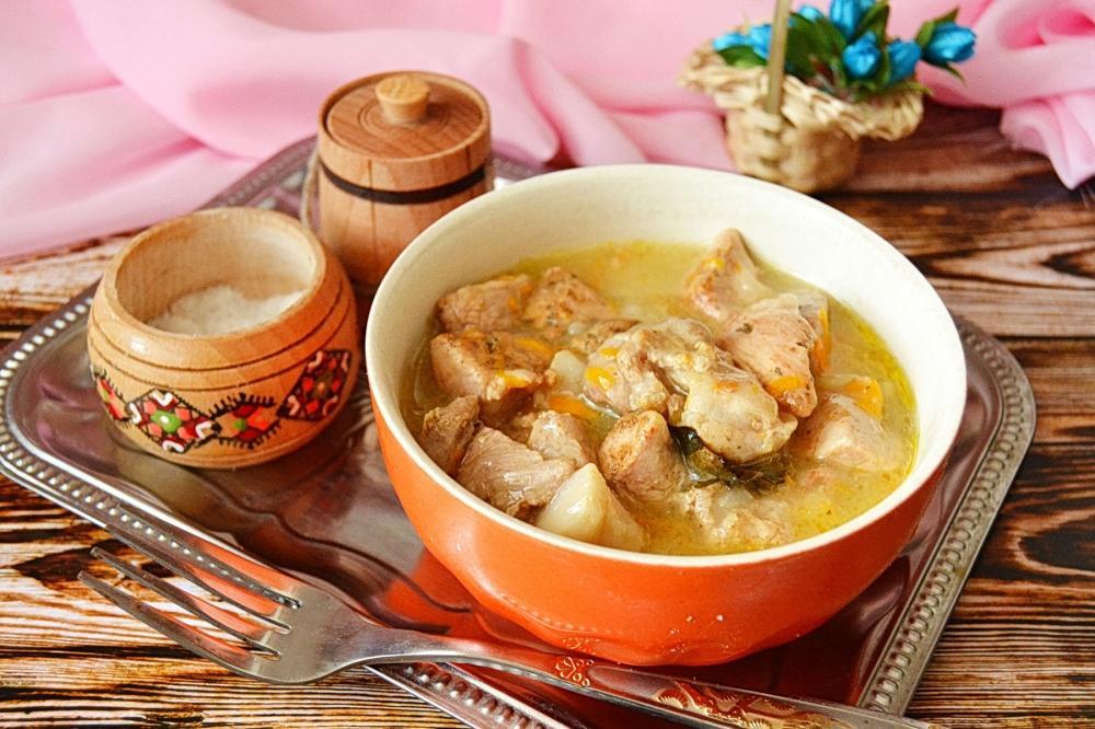 Как приготовить подливу с мясом / фото receptisalatov.com