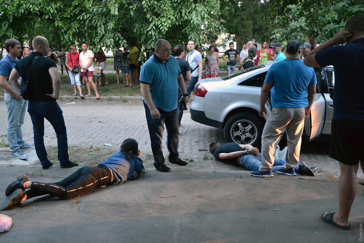 Задержание проводили 6 июля вечером / фото dumskaya.net