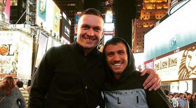 Усик и Ломаченко - главные звезды украинского бокса / фото instagram.com/lomus_official