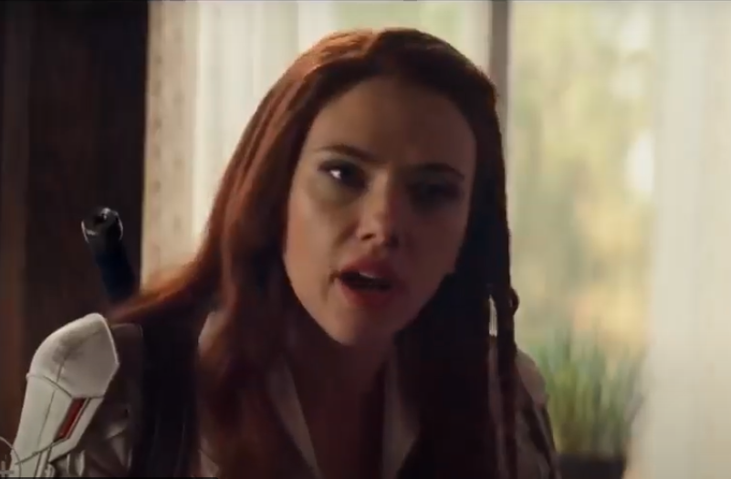Скарлетт заменит другая актриса / Скриншот YouTube
