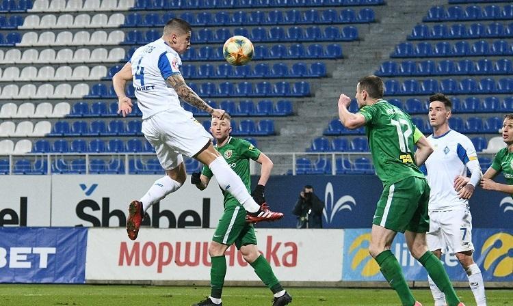 Динамо виграло останні сім офіційних матчів у Ворскли / фото dynamo.kiev.ua