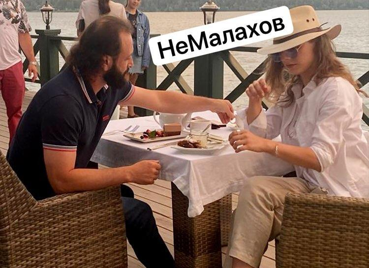 """Зірки були помічені разом / фото: """"НеМалахов"""""""