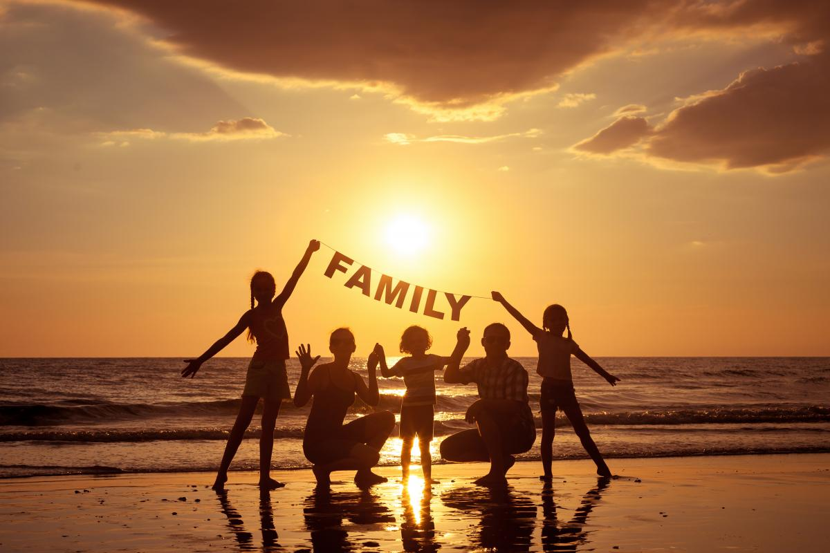 День семьи / фото ua.depositphotos.com