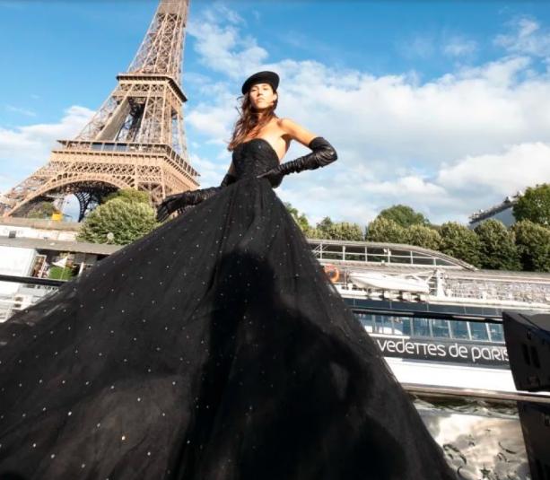Модное платье / фото Balmain