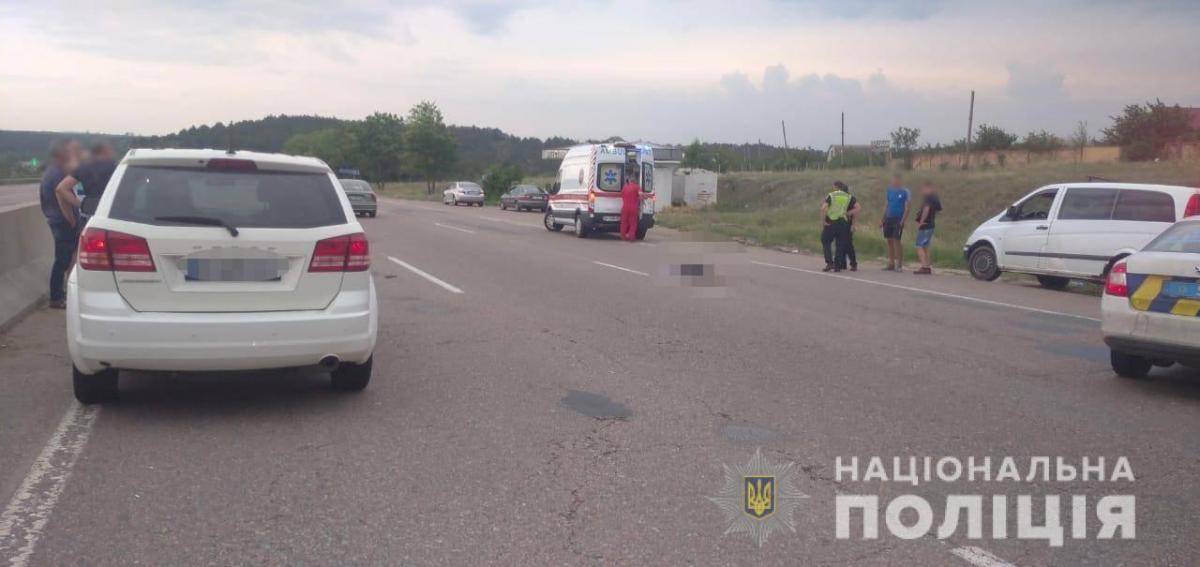 Зараз на місці працює слідчо-оперативна група / фото поліція Одеської області