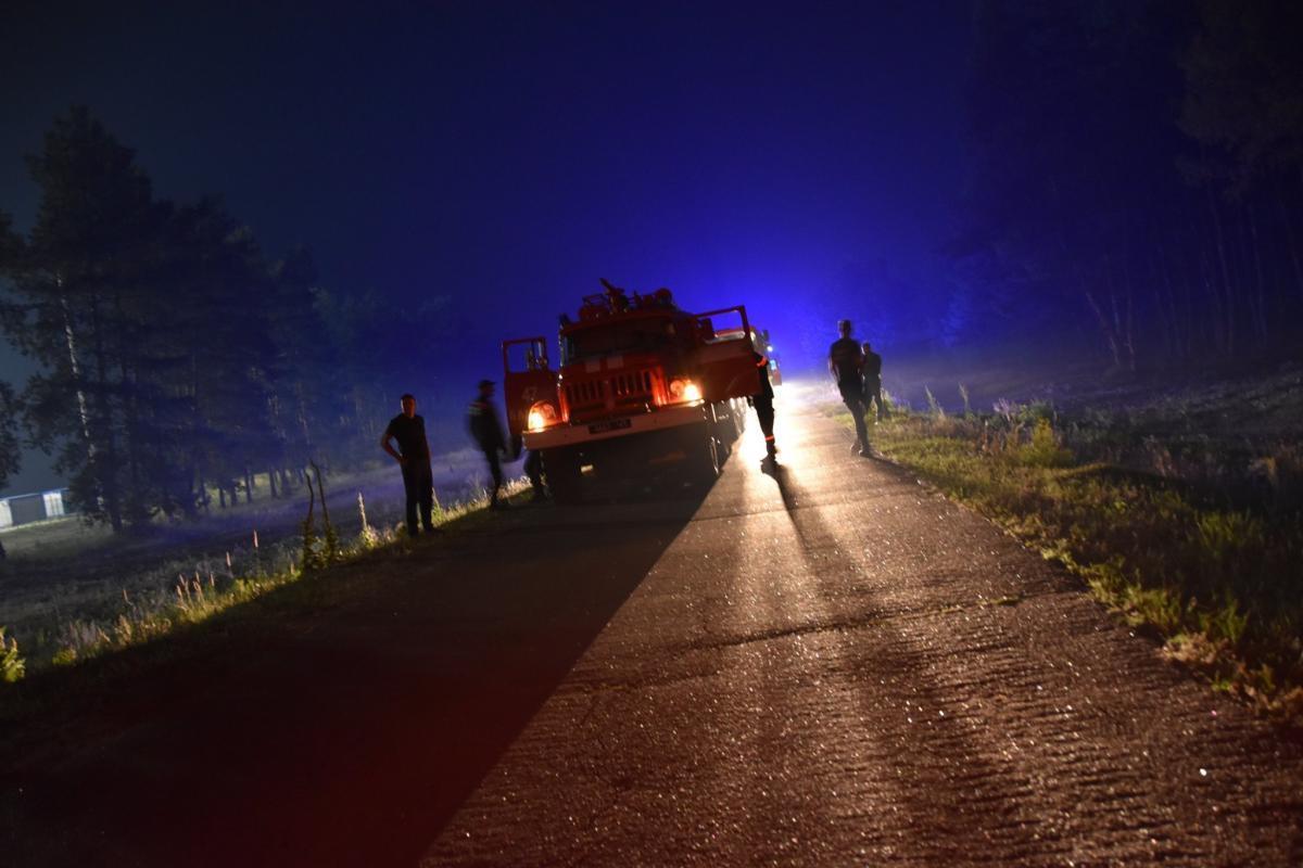 В штабе ООС рассказали о ситуации с пожарами на Луганщине / фото facebook.com/pressjfo