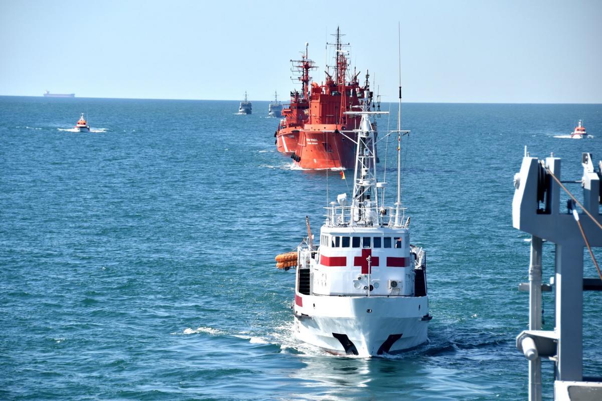Украина развивает свой флот / фото ВМС ВС Украины