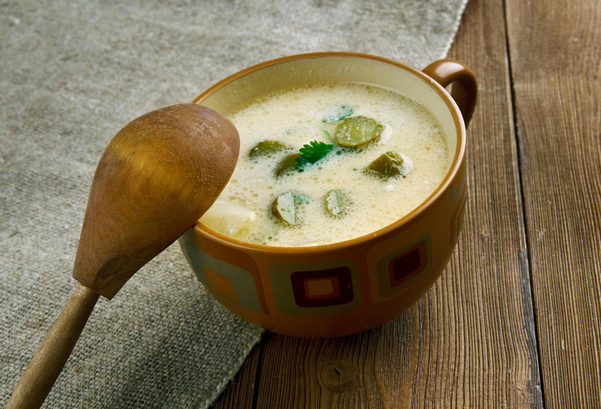 Рецепт супа рассольник / фото ua.depositphotos.com