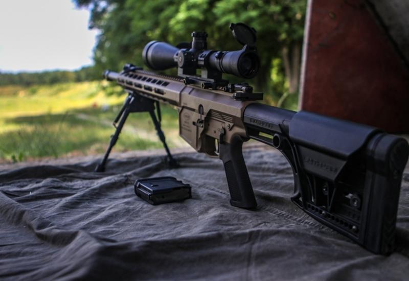 Нацгвардейцыпровели стрельбы из нового стрелкового оружия / фото Национальная гвардия Украины