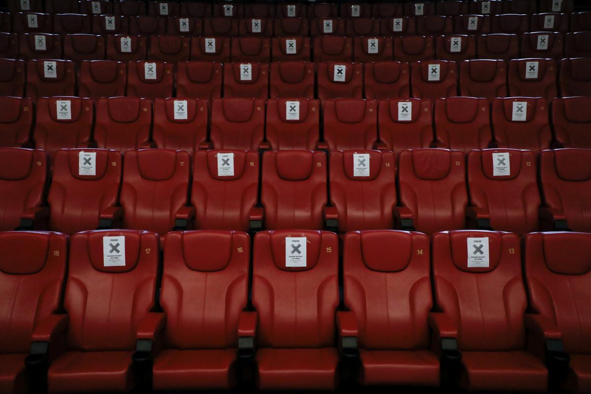 Ткаченко рассказал, будут ли работать кинотеатры после локдауна / фото REUTERS
