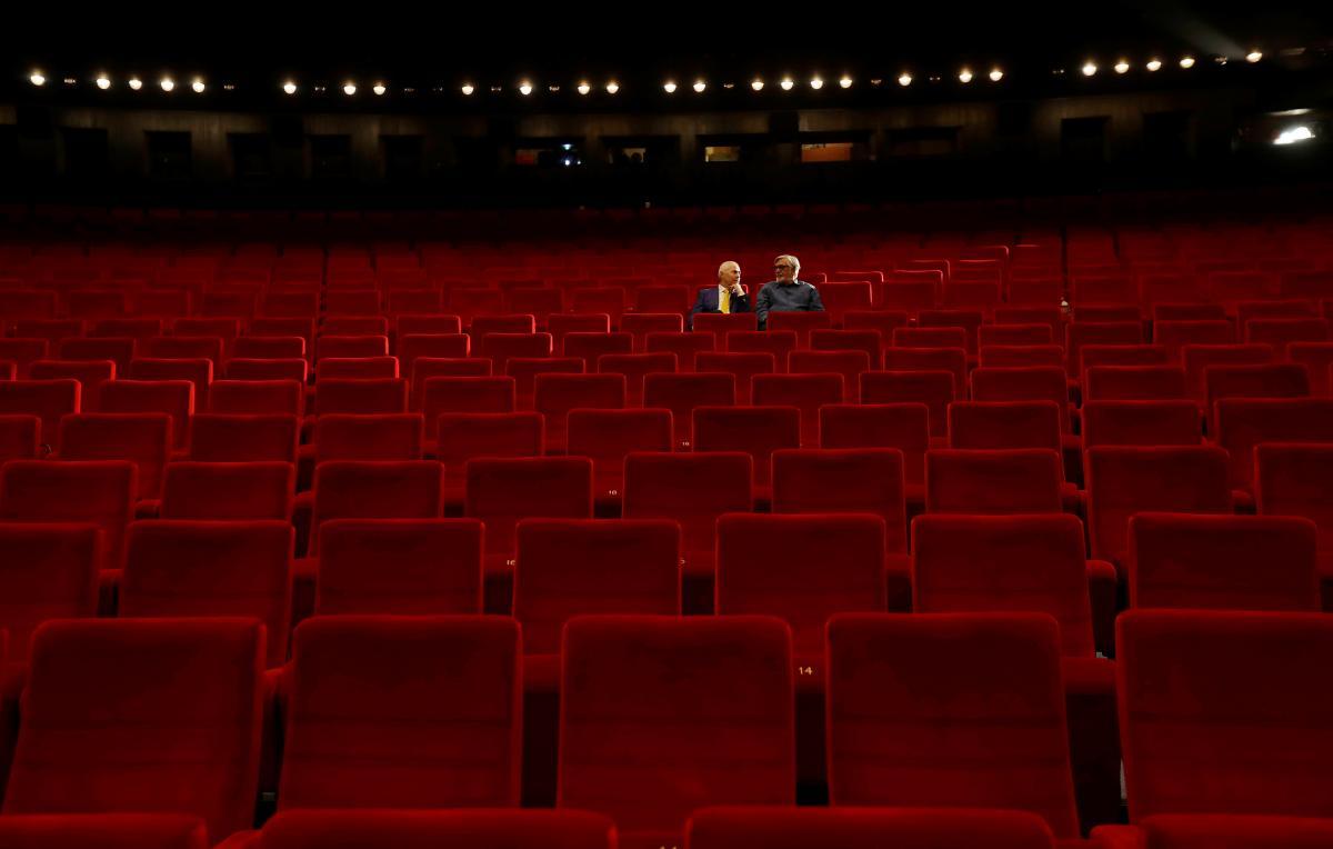 Кінотеатри втрачають відвідувачів / фото REUTERS