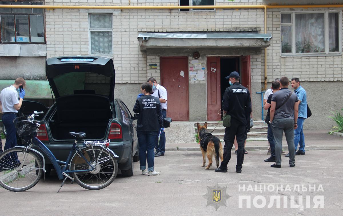фото полиция области