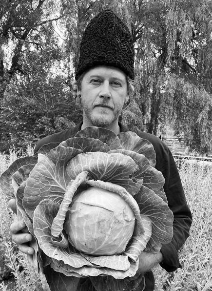 Капустный казак Ренн Хоуки / фото instagram.com/verafarmiga