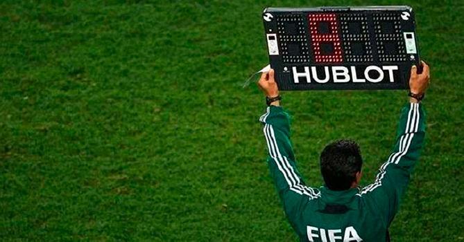 Большее количество замен снижает нагрузку на футболистов / фото fifa.com