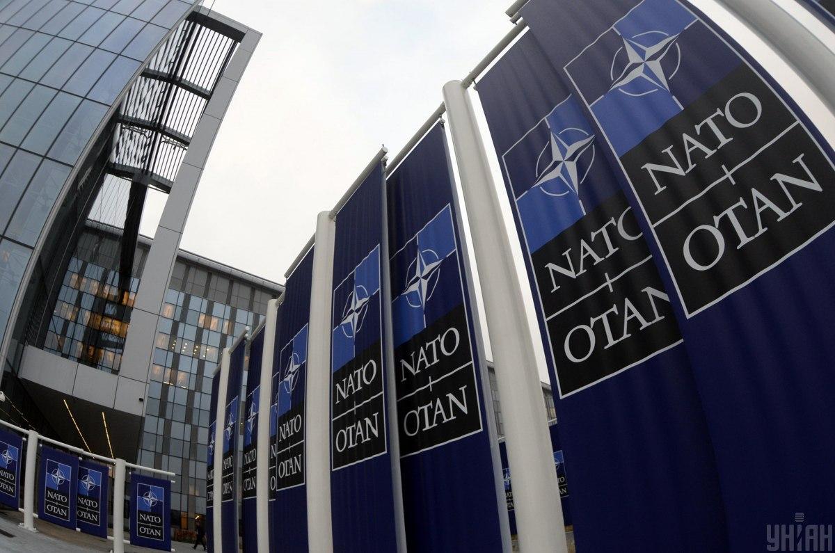 Штаб-квартира НАТО в Брюсселе / фото УНИАН
