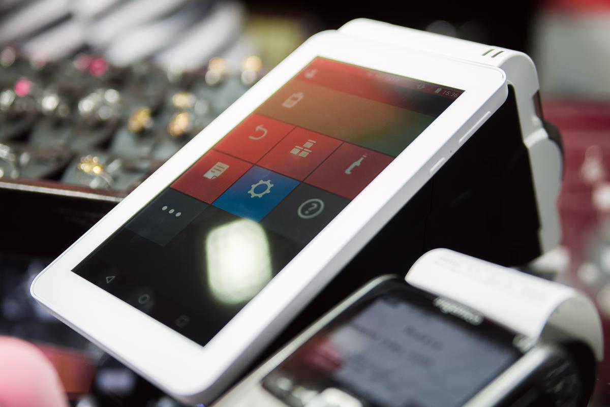 Минюст узаконил кассовые аппараты в смартфоне / фото ua.depositphotos.com