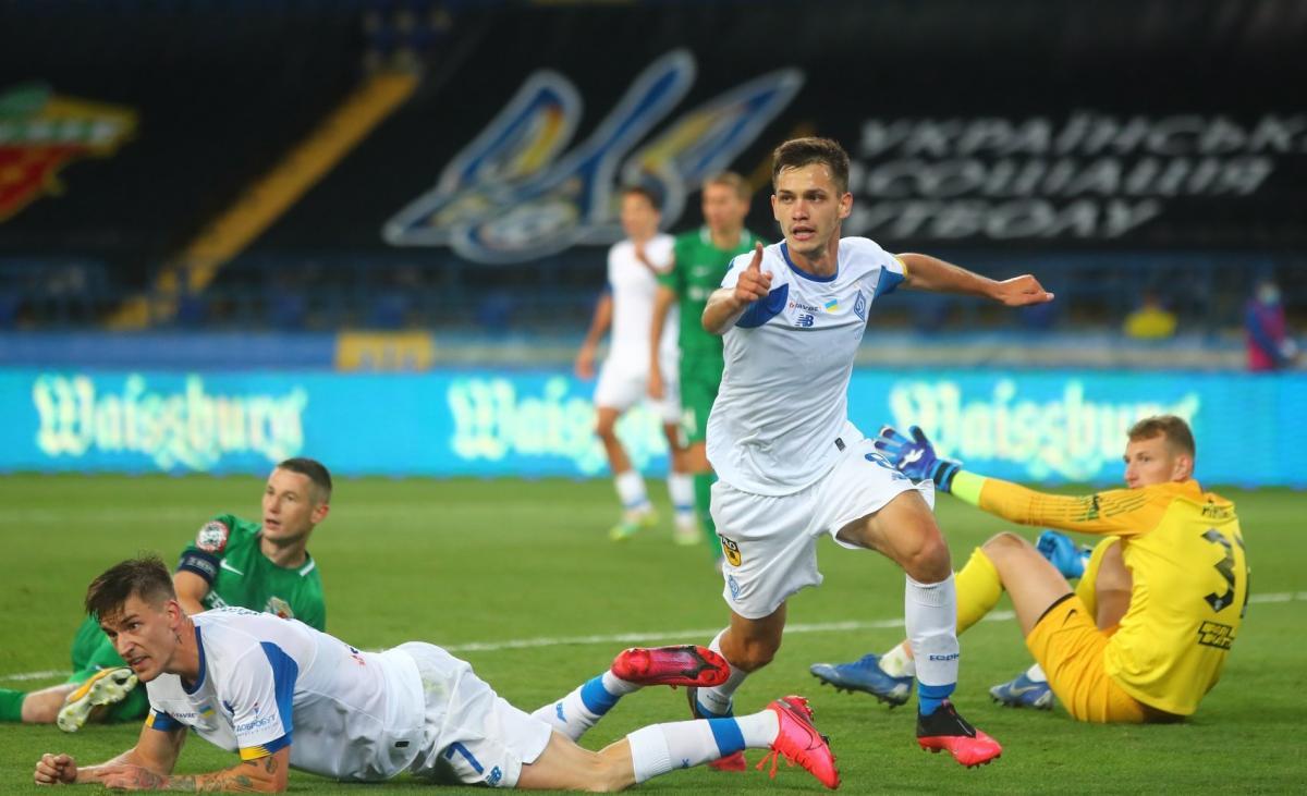 Динамо - 12-кратный победитель Кубка Украины / фото facebook.com/fcdynamoua