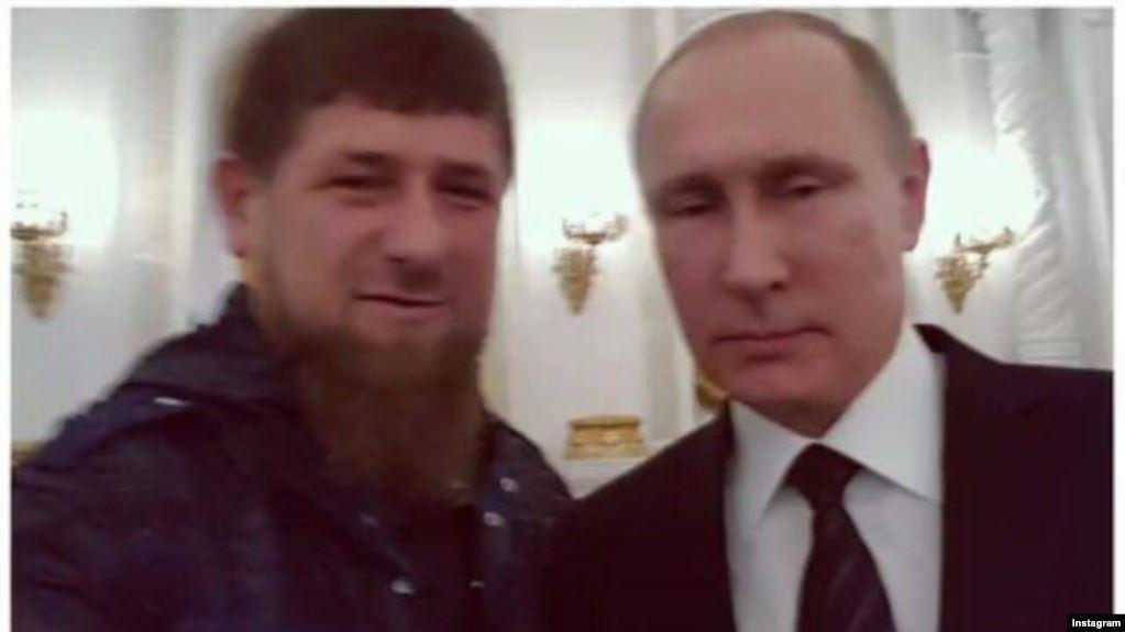 Отравление Навального - Кадыров сделал громкое заявление / Кадыров, Instagram