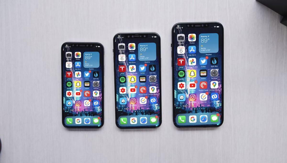 В этом году Apple выпустит сразу четыре варианта iPhone 12 / фото wccftech