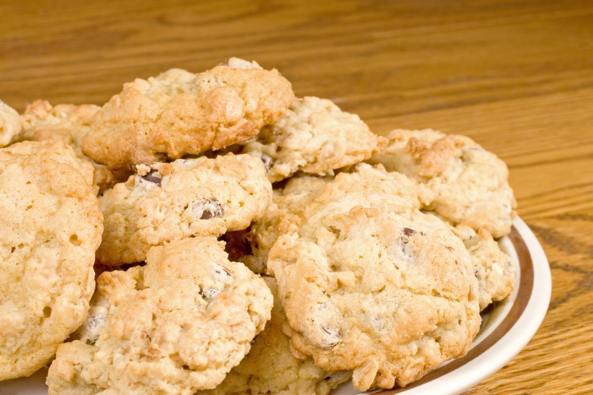 Как приготовить вкусное овсяное печенье / фото ua.depositphotos.com