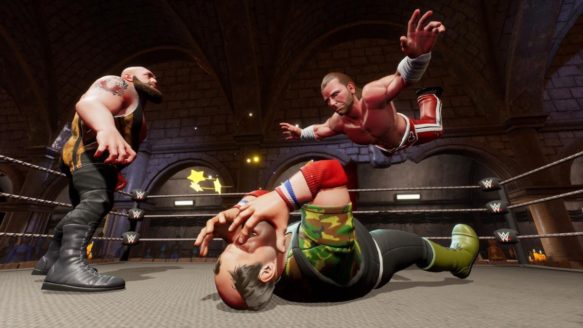 WWE 2K Battlegrounds / 2K фото