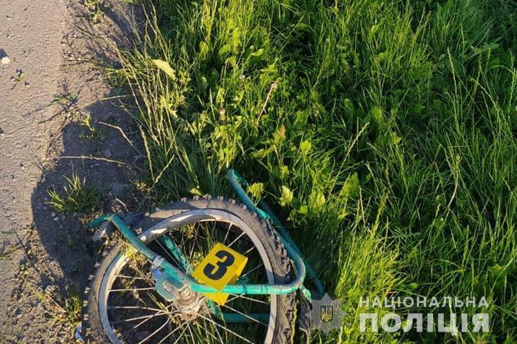 Травмований хлопчик перебуває у реанімації / фото ГУ НП в Тернопільській області