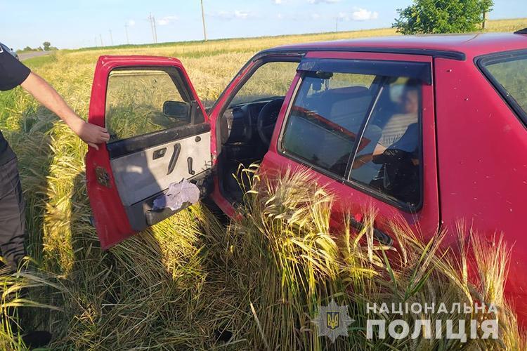 У крові водія виявили 2,26 проміле алкоголю / фото ГУ НП в Тернопільській області