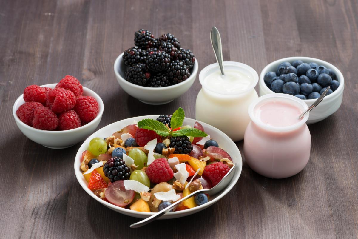 Как приготовить фруктовый салат / фото ua.depositphotos.com