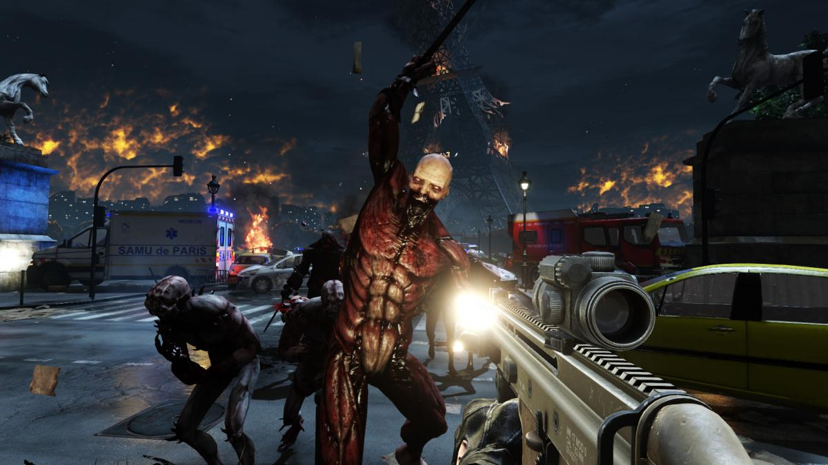 Killing Floor 2 / store.steampowered.com
