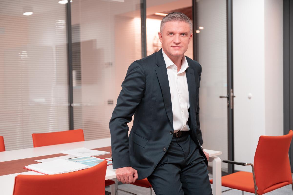 Глава совета директоров Darnitsa Group Дмитрий Шимкив