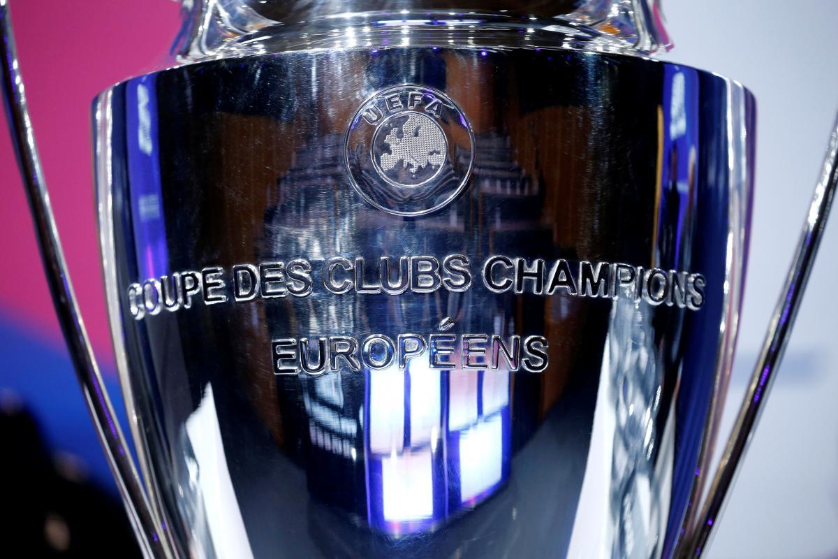 Кубок Лиги чемпионов / фото REUTERS