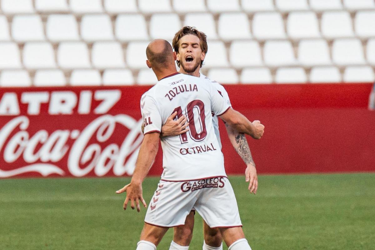 Роман Зозуля забив четвертий гол у сезоні / фото twitter.com/AlbaceteBPSAD