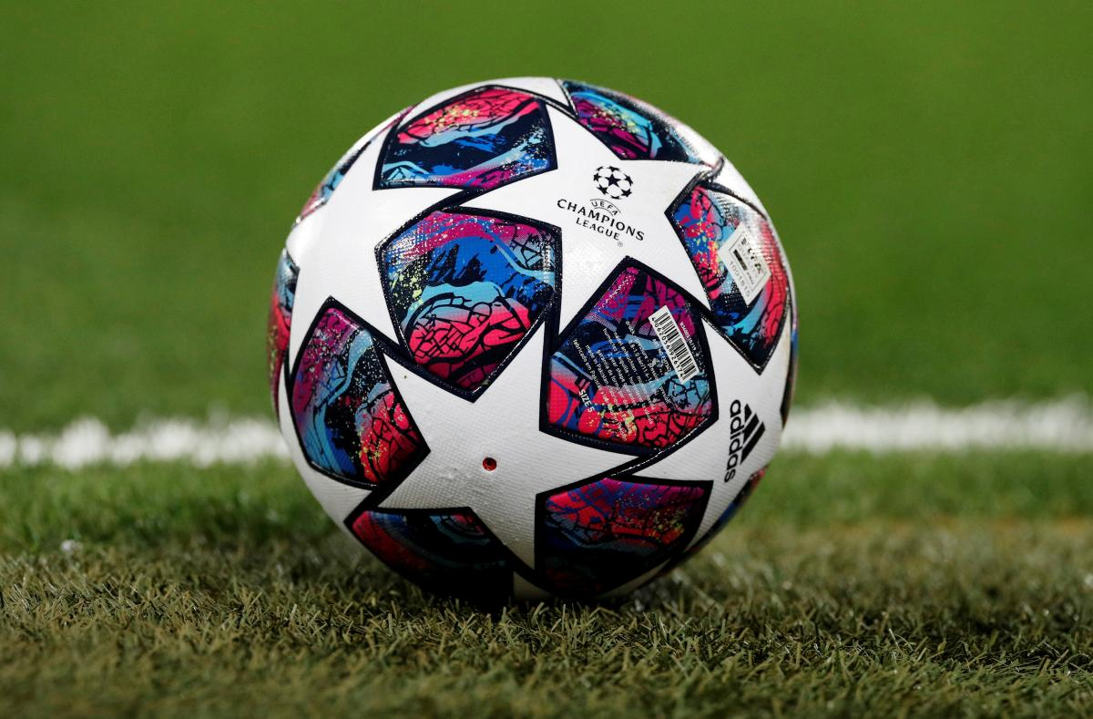 М'яч Ліги чемпіонів / фото REUTERS