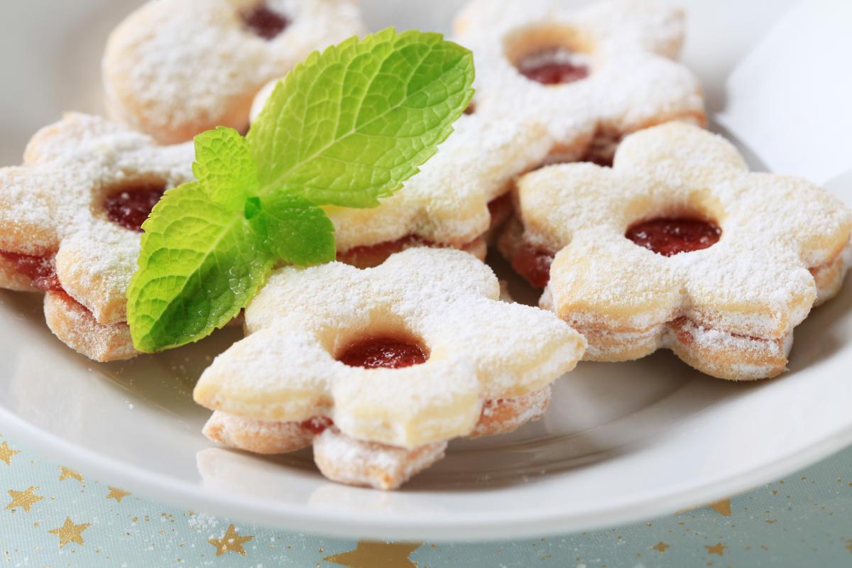 Как приготовить печенье с вареньем / фото ua.depositphotos.com