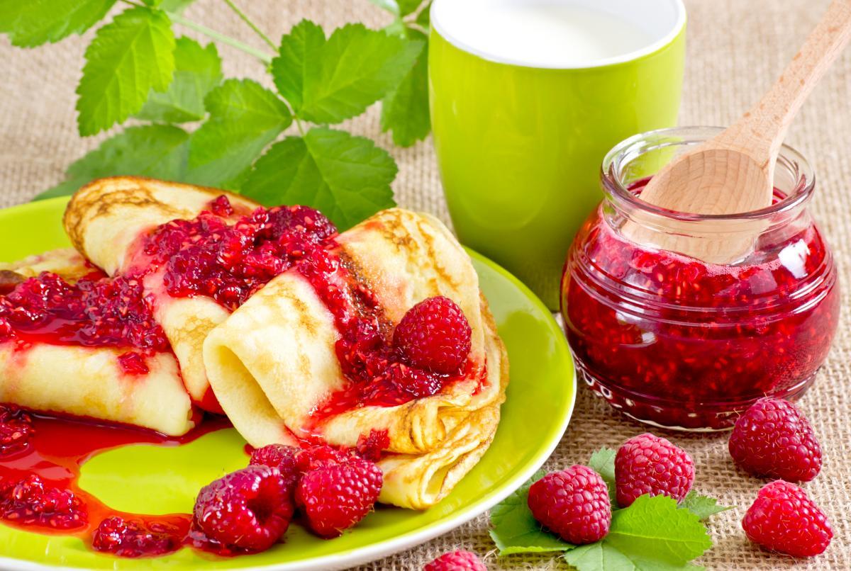 Рецепт блинов на молоке / фото ua.depositphotos.com