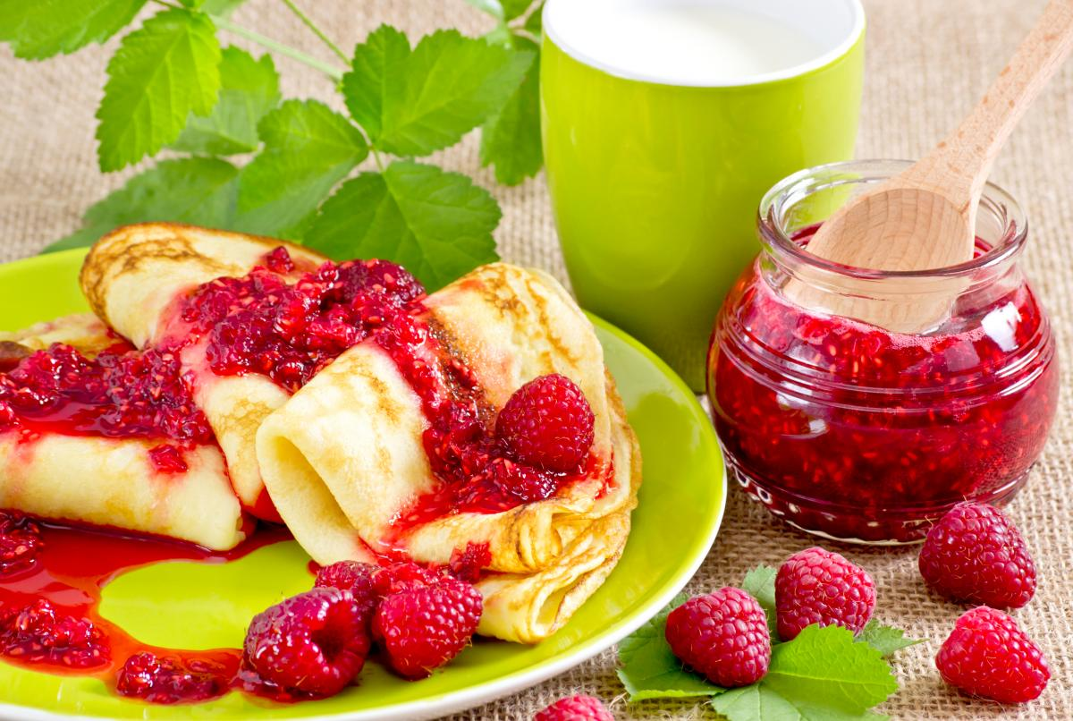 Смачне малинове варення - рецепт / фото ua.depositphotos.com