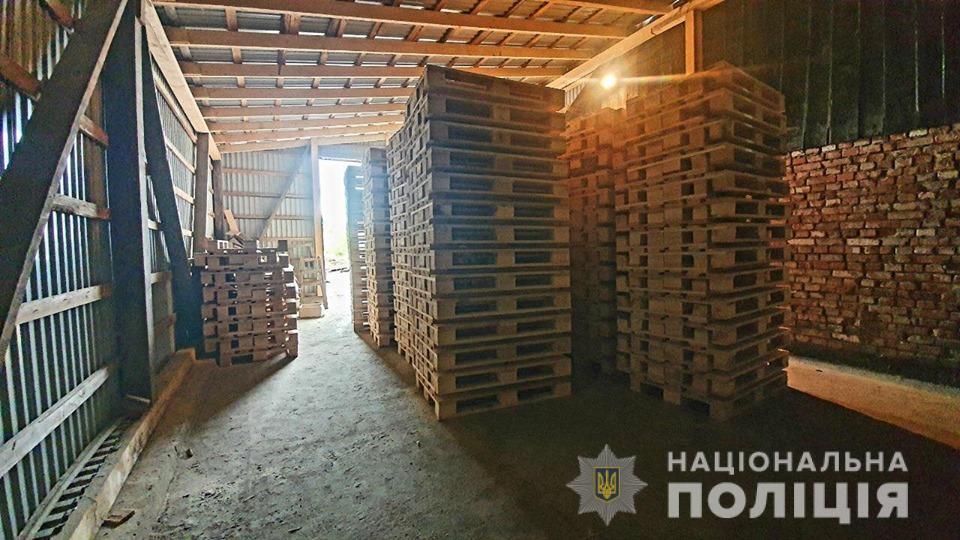 Обшуки на Івано-Франківщині / фото if.npu.gov.ua
