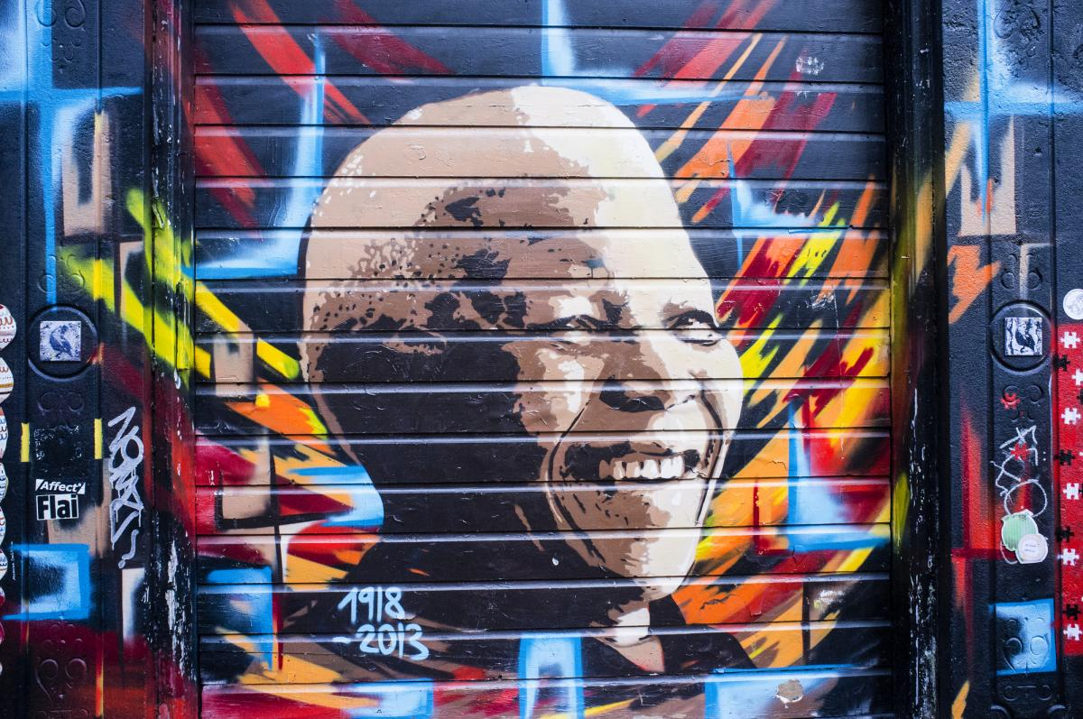 Международный день Нельсона Манделы / фото ua.depositphotos.com