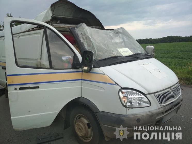 10 июля по подозрению в нападении задержали четырех жителей Полтавской области / Нацполиция