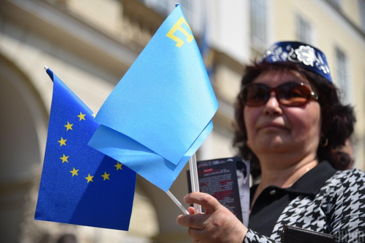 Окупанти утискають права кримських татар / Фото УНІАН