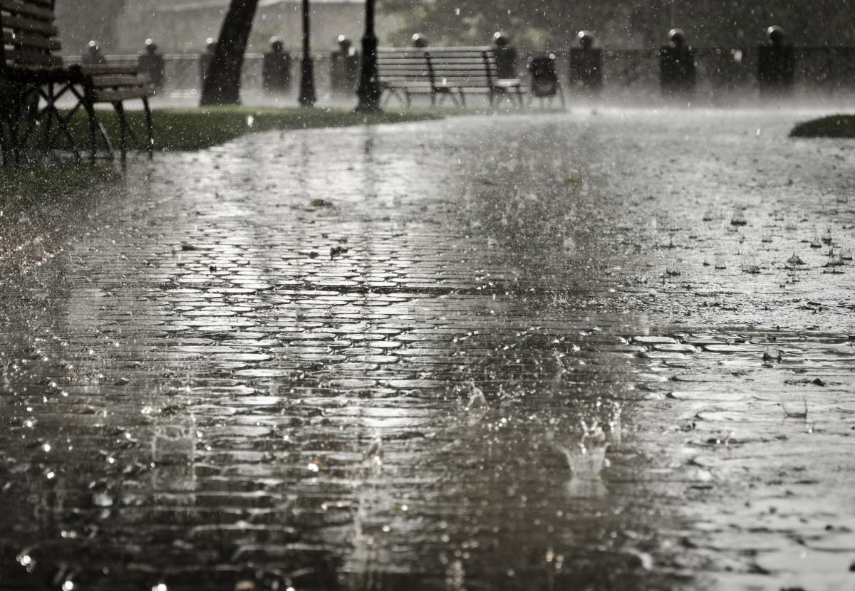 У Києві сьогодні дощитиме / фото: ua.depositphotos.com