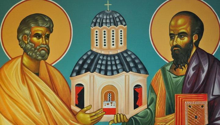 День Петра і Павла відзначається 12 липня