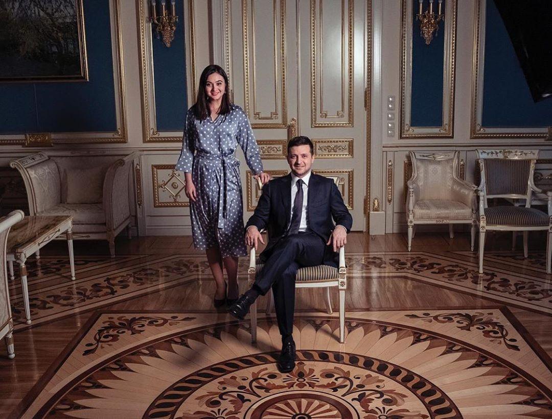 Спикер президента отметила, что у каждого фейка есть свое имя / фото instagram.com/iuliia_mendel/