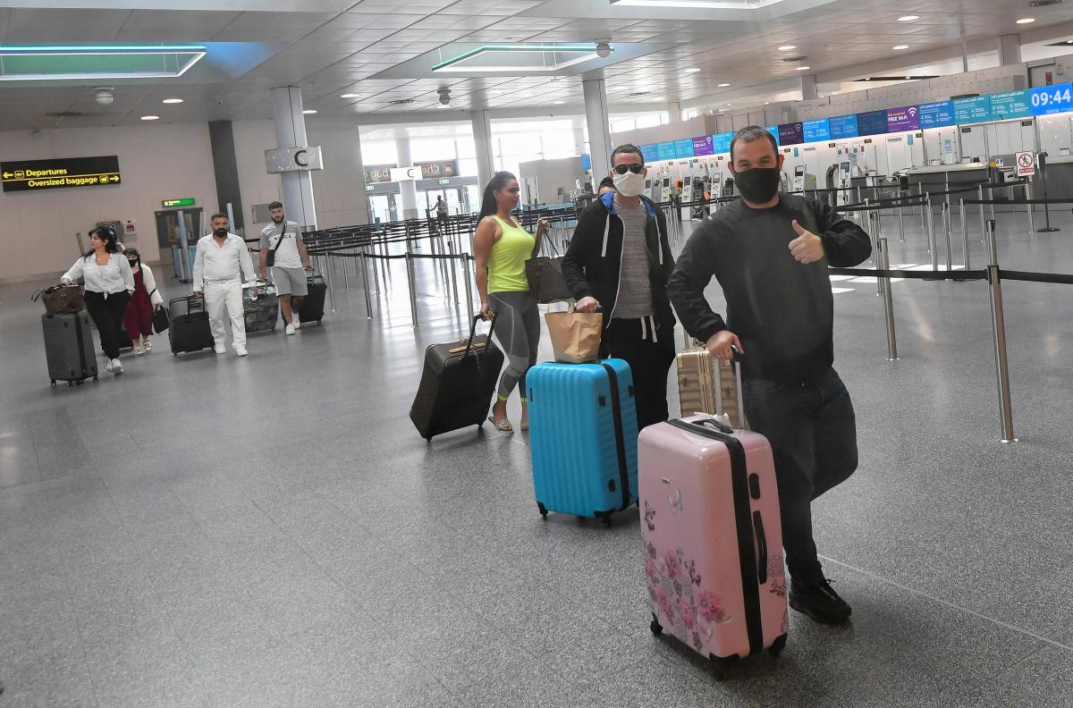 На цей час всі міжнародні рейси в Ізраїль заборонені / ілюстрація REUTERS