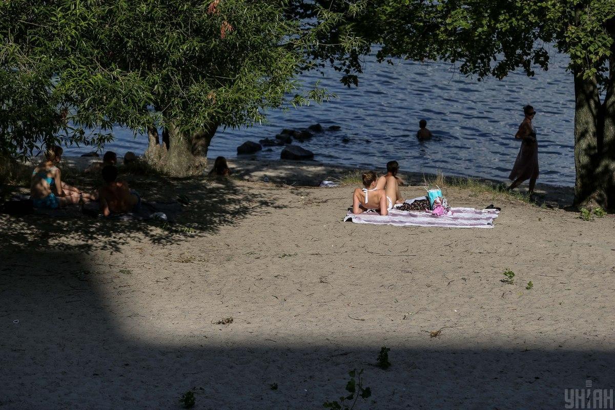 В столице официально завершился купальный сезон / фото УНИАН