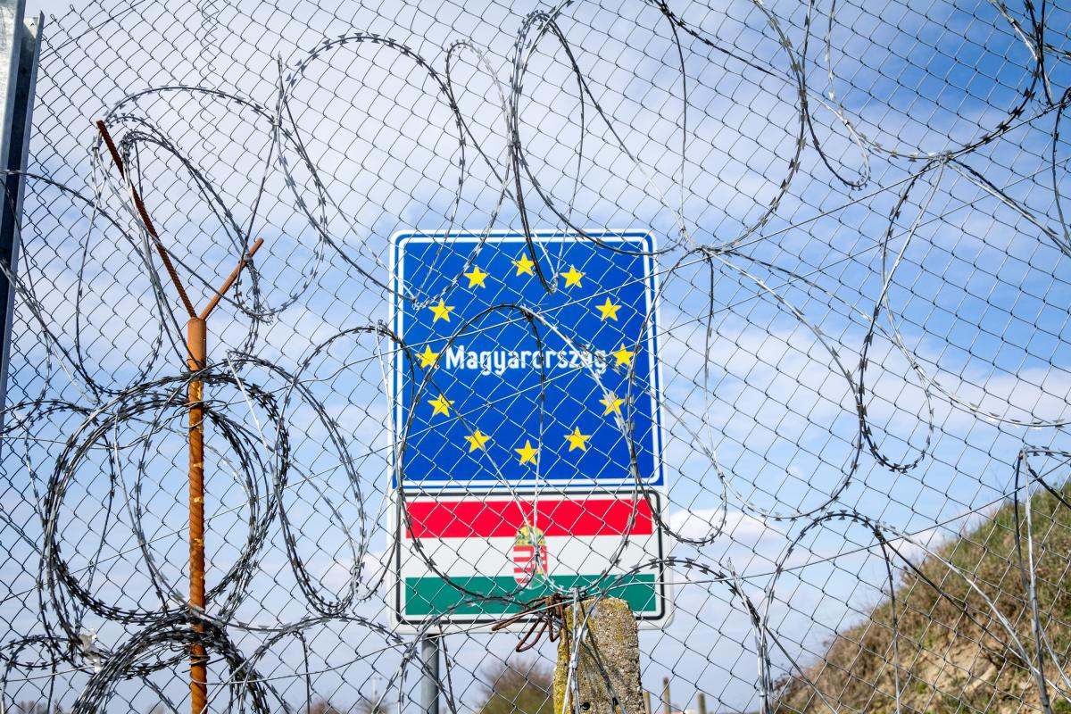 Венгрия открыла границы для украинцев с 11 июня / фото ua.depositphotos.com