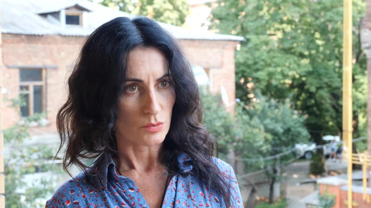 Дарина, колишня дружина Павла Захарченка, вже розлучена. Вона звернулася в поліцію з приводу домашнього насильства