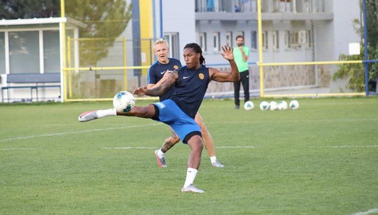 Жерсон Родригес выступает за Анкарагюджю во второй половине сезона / фото facebook.com/pg/Ankaragucu